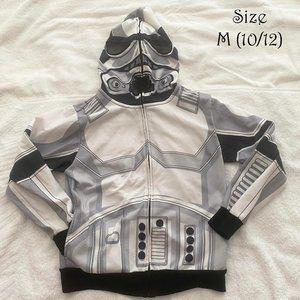 Star Wars Storm Trooper Hoodie. Size M
